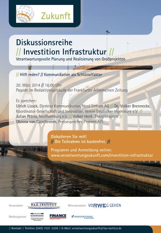 VZ_Diskussionsreihe Anzeige_Investition_Infrastruktur_2014_FAZ