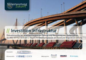 VZ_Diskussionsreihe Programm InvestitionInfrastruktur