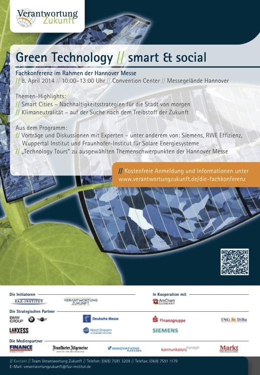 VZ_Fachkonferenz Anzeige_HannoverMesse_2014_FAZ